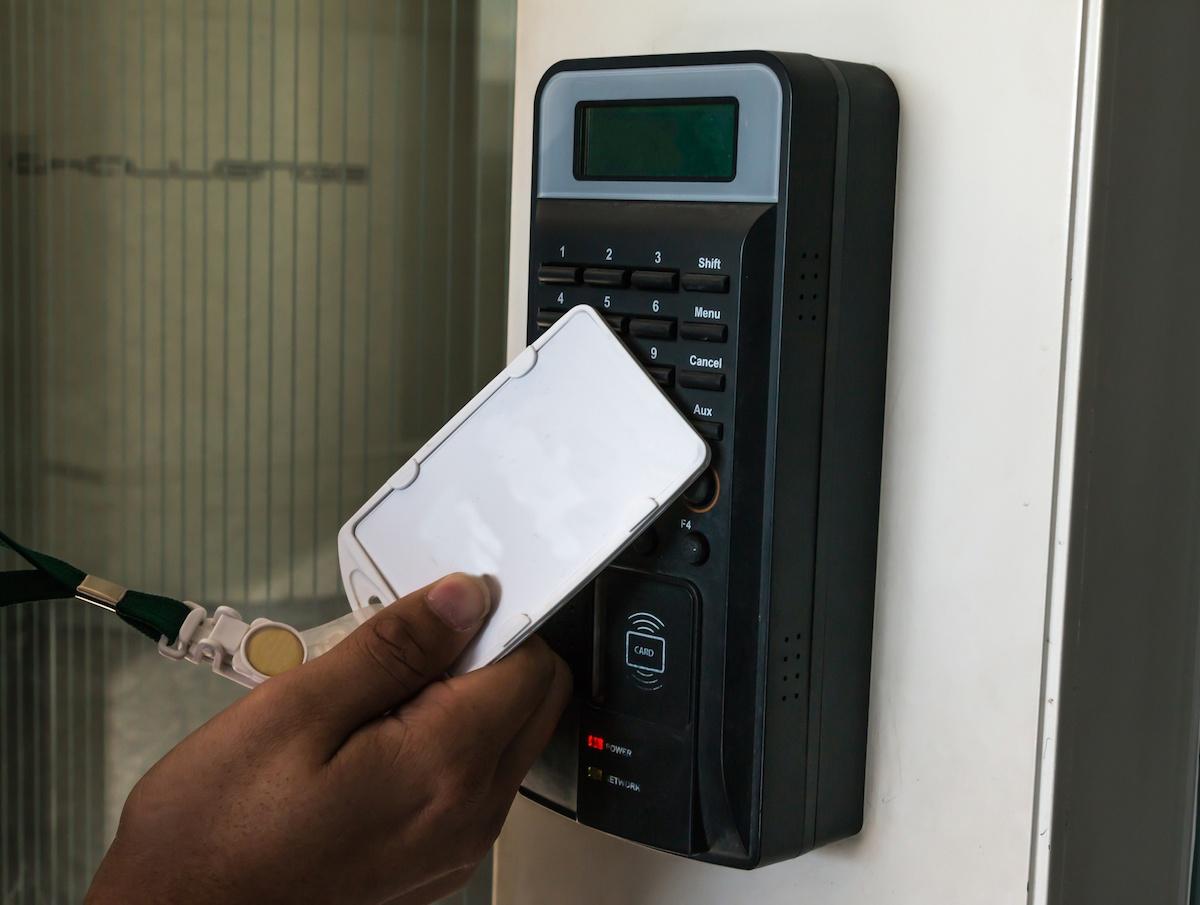RFID Access Control | Multi-Factor Authentication
